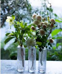 花器と花のセット