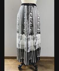 ahcahcum × The shining プリーツスカート