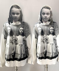 ahcahcum×The Shining hoodie