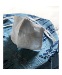 夏のパッチクロス*白×藍カディ