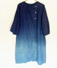 オノラチュニックグラデーションドレス  a