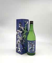 【日本酒】山本 ツーアウトフルベース 純米吟醸〈720ml〉※2020年7月出荷分※箱付き