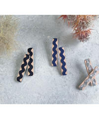 leather cord earrings