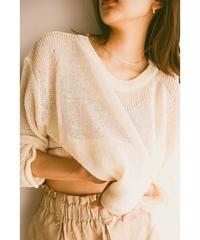pattern rinen knit