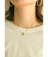 <再入荷> hart necklace