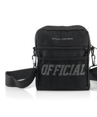 OFFICIAL MELROSE UTILITY BAG - BLACK