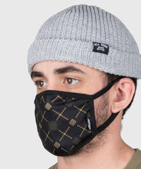 OFFICIAL Face Mask Luxe Gold オフィシャル マスク