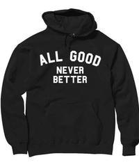 AGNB Hoodie Sweater