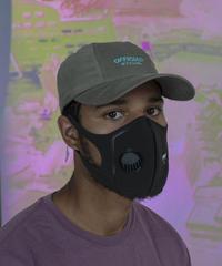 OFFICIAL NANO-RPF Face Shield オフィシャル マスク