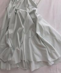 """apron dress """"JEANDREE"""" /Mint"""