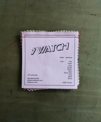 """Swatch  for """"JEANDREE"""""""