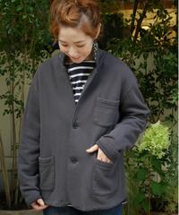 ◇ style+comfort ◇ コーマ裏毛テーラードジャケット