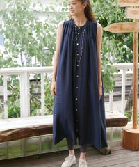 ◇ ohana ◇ チェック織り柄ワンピース