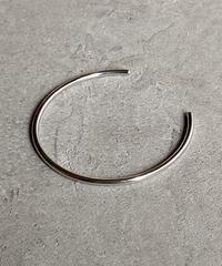 brace-a02004 SV925 Silver Simple Bangle