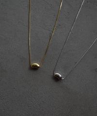 necklace-a02023 SV925 Bean Necklace