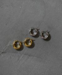 pierce-a02045 SV925    Mini Pipe Hoop Pierce