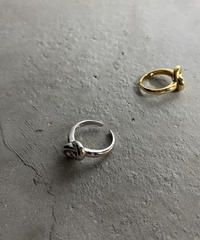 ring-a02026  SV925  Knot Design  Ring