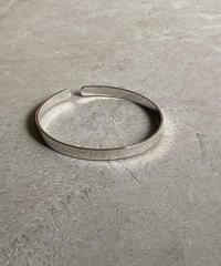 brace-a02003 SV925 Silver Plate Bangle