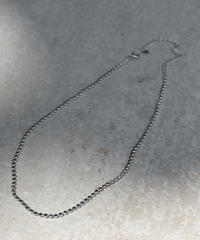 necklace-a02008 SV925 Flat Chain Necklace