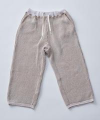 Sheba / KNIT TAPERED PANTS / 2001-3003