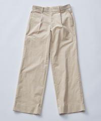 Sheba / CORDUROY 1TUCK PANTS / 2001-6002