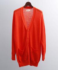 unfil アンフィル / extrakid mohair amunzen-knit cardigan / WOSP-UW101