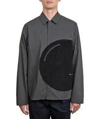 NULABEL ニューレーベル / CIRCLE POCKET SHIRT L/S サークルポケットシャツ / 113303