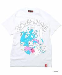 すしお×And A『SiCK & POSiTiVE GiRLS』#1 Graphic T-shirt