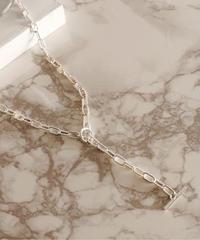 atur アテュール / Theater chain necklace 60cm / atu-055