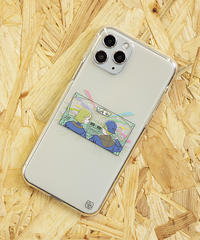 AndArts 「佐藤なつみ - Neon Drive by peloringirl」 iPhone Case / 104-ART-2004-N-01-0013
