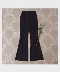 【Re stock】center press pants