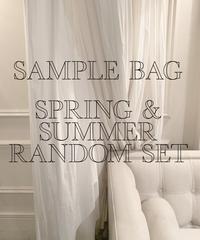 【SAMPLE & ARCHIVE BAG】spring & summer random set