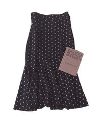 【Autumn 14】dot mermaid skirt(cg00059)