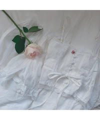 【lottie room】cotton setup -rose- (S20-10145C)
