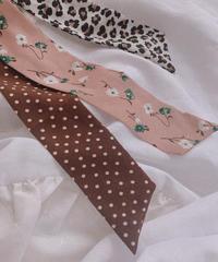 vintage scarf (S19-10063K)