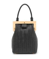 wood purse bag (S19-08023K)
