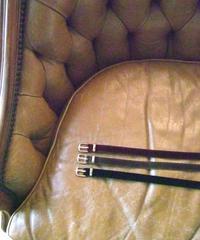 plain velour belt(A19-10131K)