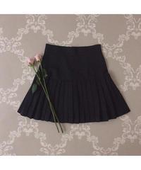 【Autumn 12】pleats mini skirt (cg00051)