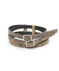 double belt(A19-10129K)