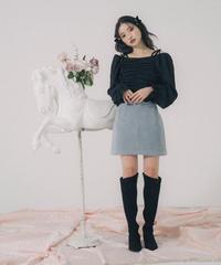 corduroy mini skirt (3colors)