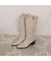 【Summer 22】western boots(S20-07029K)
