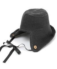 straw breton hat (S19-10099K)