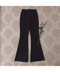 【Autumn 10】center press pants (A20-02016K)