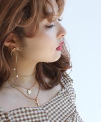 long ribbon pierce (S19-10101K)