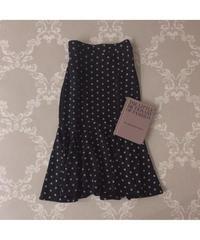 【Autumn 14】dot mermaid skirt(cg00059)