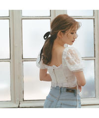 【Summer13】bustier like blouse (cg00006)