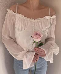 lady strap off shoulder