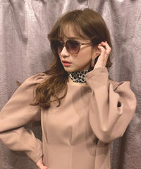 slim square sunglasses (S19-10077K)-PPL.SOL/F