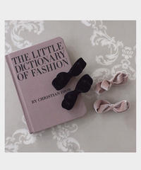【new】ribbon clip  (2 colors)
