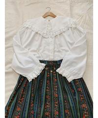 used euro tyrol skirt
